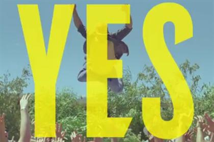 Lucozade Energy: new 'Yes Moment' ad campaign started this month