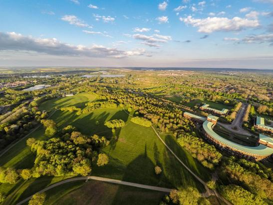 Milton Keynes is celebrating its 50th anniversary