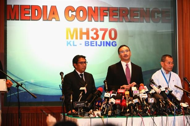 Malaysia crisis: The Department for Civil Aviation DG, the transport minister and the airline CEO brief the media
