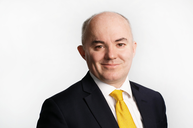 Mark Glover: New chair of the APPC