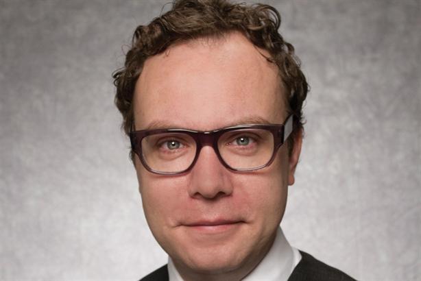 Golin EMEA president Matt Neale: teaming up with David Hasselhoff on Sunday