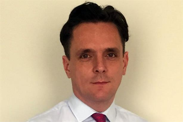 Harry McAdoo: Joining from the Institute of Chartered Accountants in England and Wales