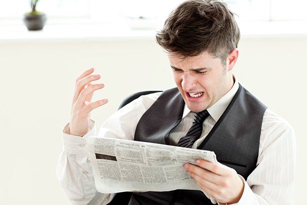 It can be worth being feisty when you clash with journalists, says Third Sector (©ThinkstockPhotos)