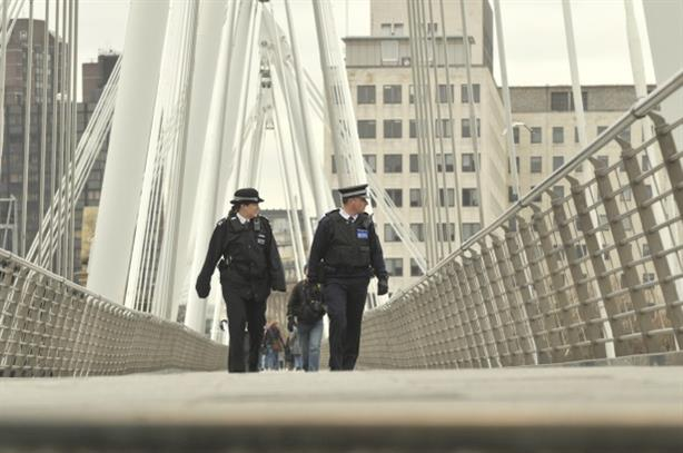 Metropolitan Police: seeking to discourage people from going to fight in Syria