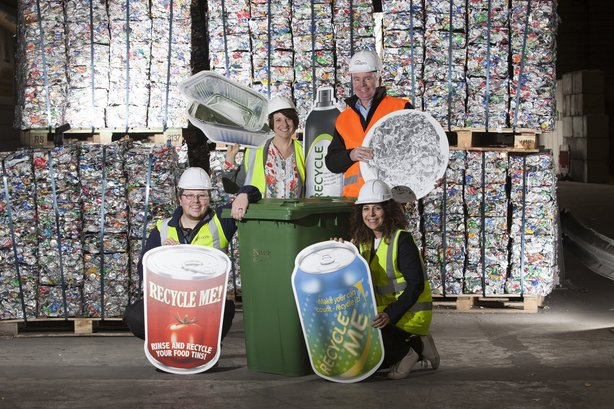 The Leeds 'MetalMatters' campaign is to be run in conjunction with M&S