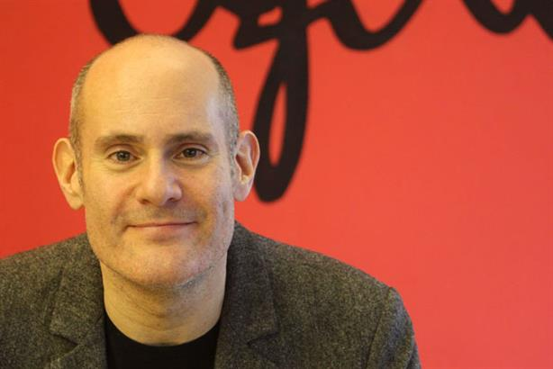 Michael Frohlich: Tasked with developing a five-year PR strategy for Ogilvy EMEA