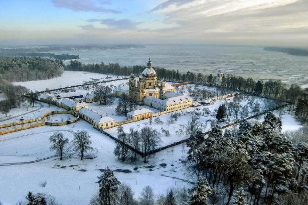 Pažaislis Monastery, Lithuania
