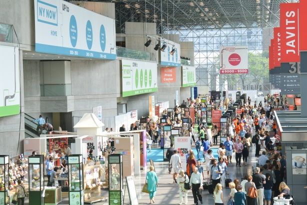 2015 NY Now show at the Jacob K. Javits Convention Center in New York City