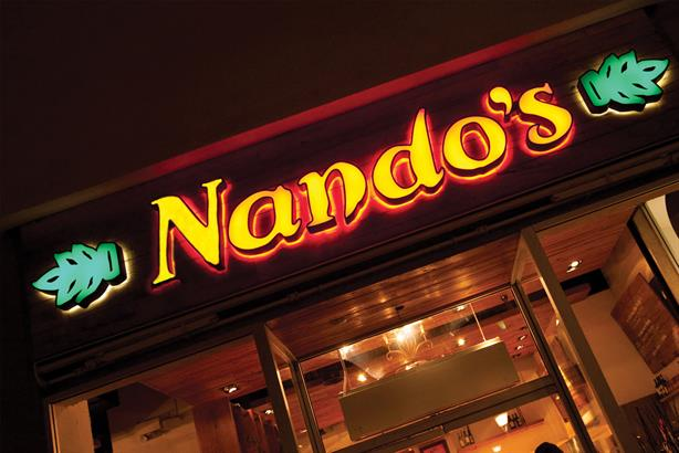 "Nando's: ""the canny yet kindly Nando's allowed Poole to complete his quest."""