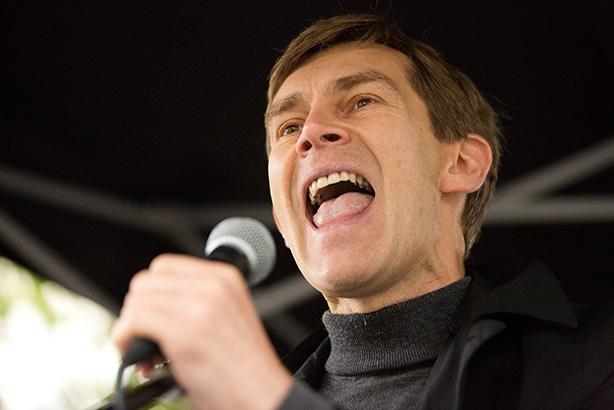 Milne: Takes up Labour job next week (Credit: Mark Kerrison / Demotix / Demotix/Press Association Images)