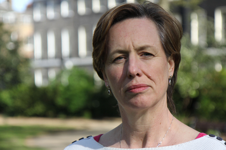 Panorama investigation: presenter Alison Holt