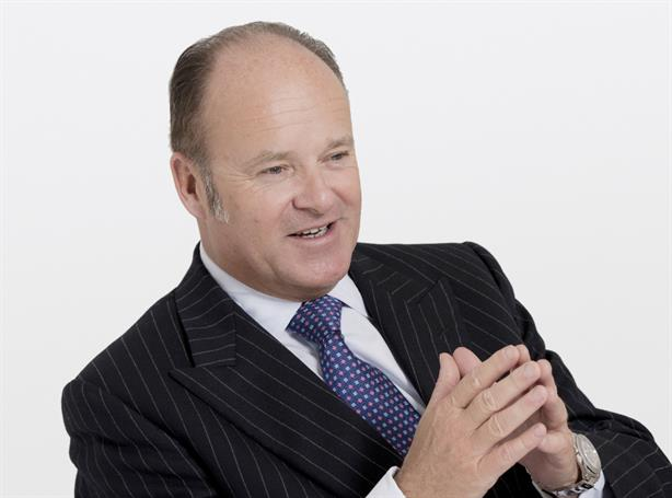 Paul Walsh: Led drinks giant Diageo for 12 years