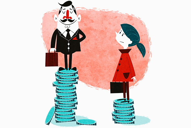 Gender pay gap: Readers are urged to take part in an online survey
