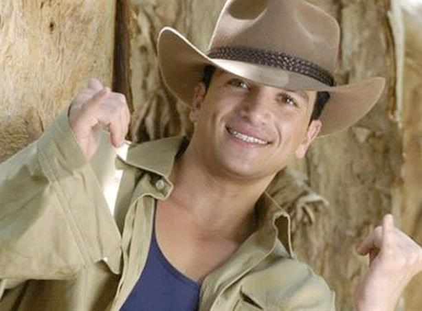 Peter Andre: in 2004's 'I'm A Celeb'
