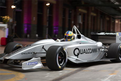 Formula E: Qualcomm partnership