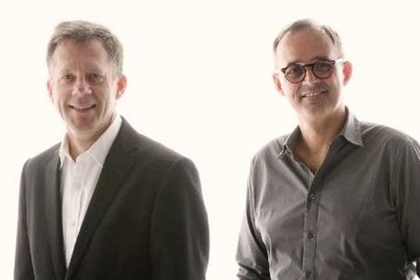 Reputation Risk Solutions: founded by Robert Nuttall (left) and Paul Baverstock