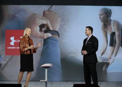 IBM's Ginni Rometty on stage at CES (Image via the CES Facebook page).