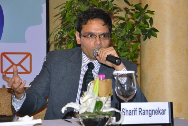 Sharif Rangnekar moves from CEO to chairman