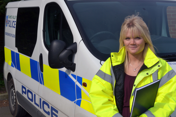 Sian Mason: Policing is in the family
