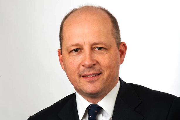 Simon Barker: sponsored by Cubitt to do an MBA