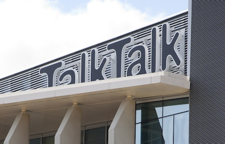 TalkTalk headquarters: The company recently overtook BT in TV subscriptions