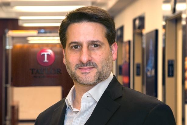Taylor CEO Tony Signore