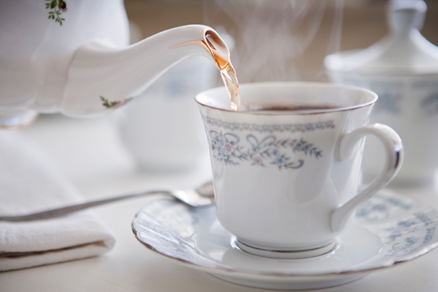 Make the tea and it could make you better at PR