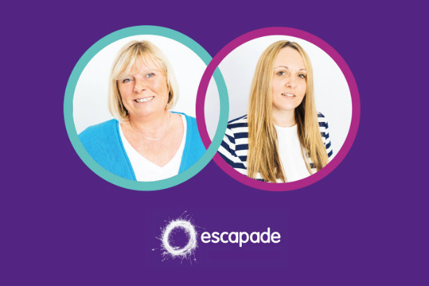 Goddard (l) and Williams to lead independent Escapade