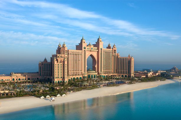 Atlantis, The Palm: Halpern to raise UK profile