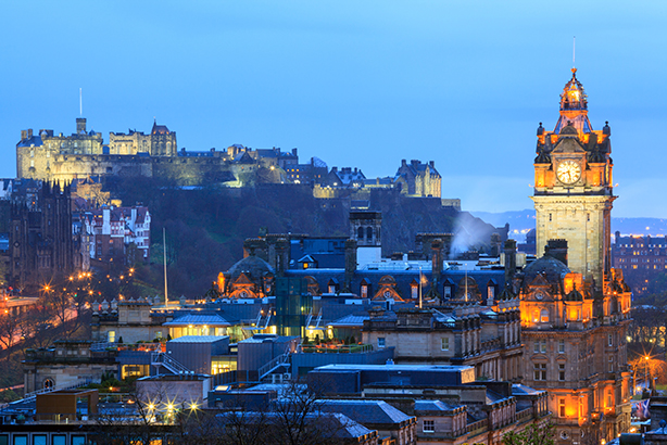 Edinburgh: Scotland's second city, Clarion's second office (© vichie81/Thinkstock)