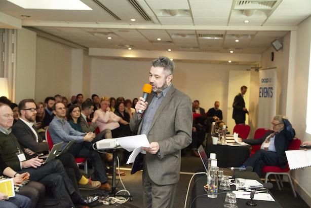 Tim Cain: AOP managing director