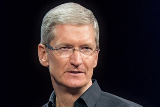 Apple CEO Tim Cook spoke out against 'religious freedom' laws.