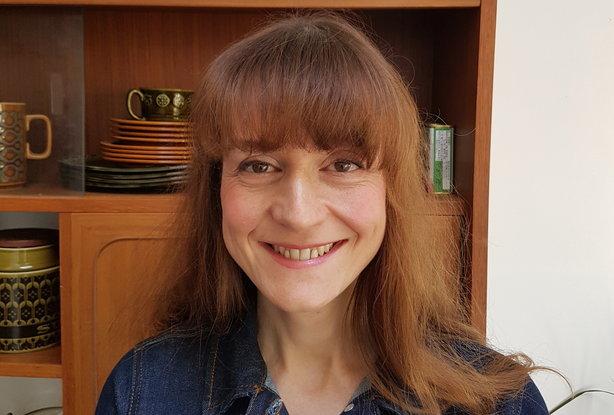 Vicky Hardman: news manager, London Fire Brigade