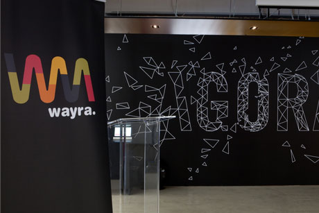 Wayra: London office space