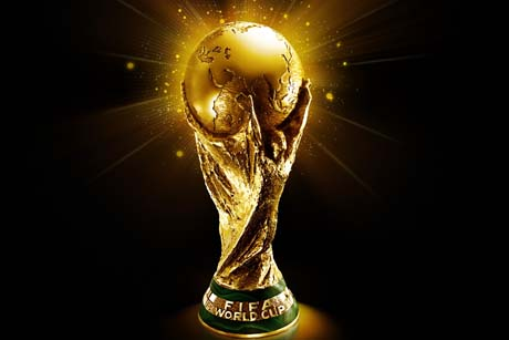 FIFA World Cup: taking place in Brazil this year
