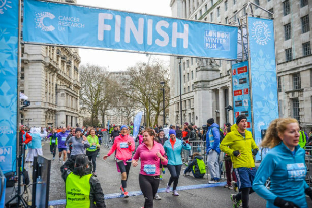 Winter Run: The Earned Agency is tasked with with building on the success of the 2015 event