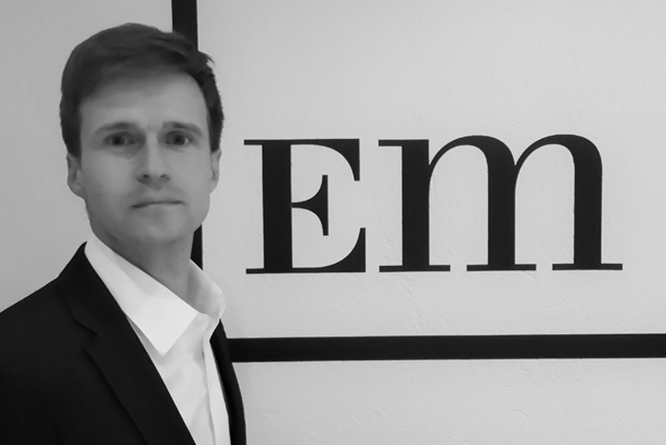 New hire: Yuri Krebs has joined EM in a senior IR role