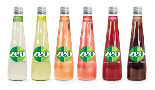Zeo: See.Saw will manage the launch of the rebranded drinks range