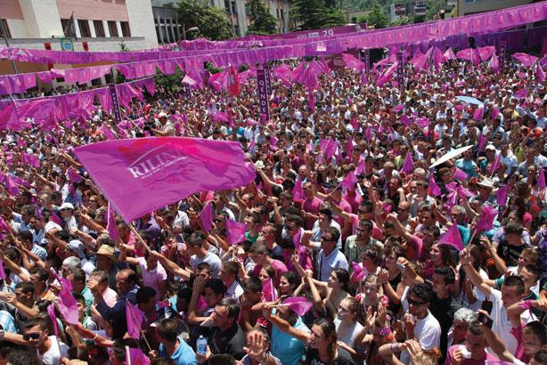 Albania: seeking to change its image following last year's elections (Credit: Silverfish Media)