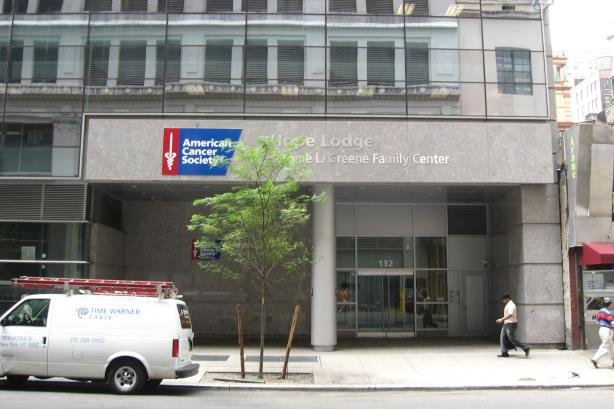 The American Cancer Society's Hope Lodge in Manhattan. (Image via Wikimedia Commons).