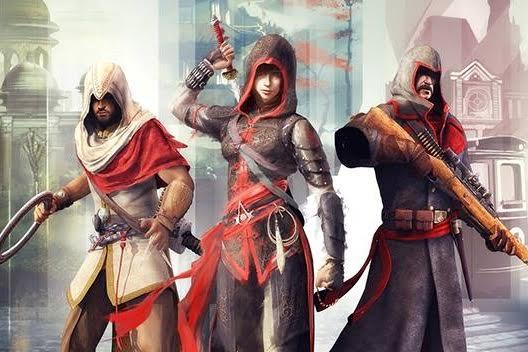 From the Ubisoft game Assassin's Creed