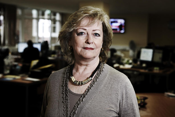 Ann Barnes: Attacked over Channel 4 documentary