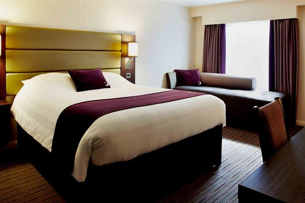 Golin checks in at Premier Inn, following almost 10 years with Frank