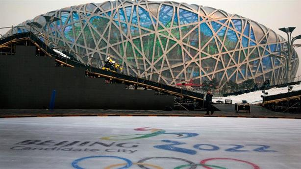 Beijing beat Almaty to host the 2022 games