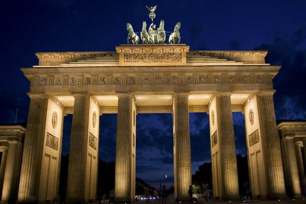 Berlin: Higher Ground is located between the German capital and Munich
