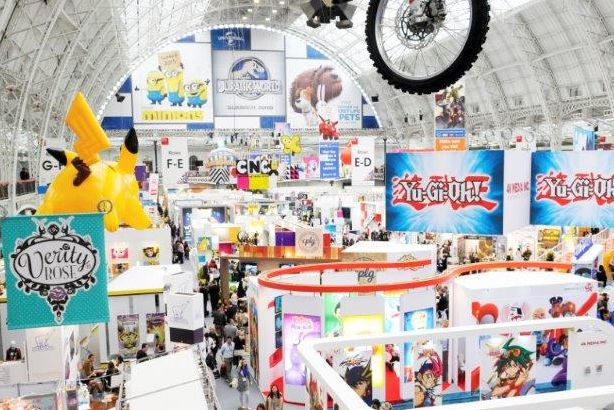 Brand Licensing Europe: Main trade show for the licensing industry