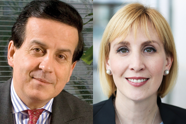 All change: Yves Romestan steps down and Laura Vergani's role is expanded