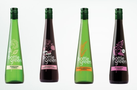 Bottlegreen: cordial range
