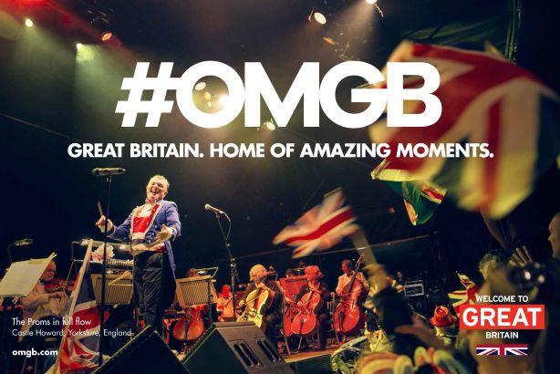 OMGB moment: The Proms, Castle Howard, Yorkshire