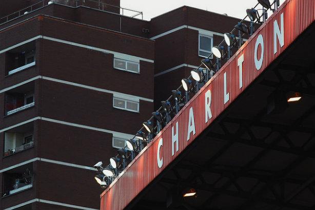 Charlton's stadium The Valley has a capacity of 27,111 (Credit: joshjdss via Flickr)